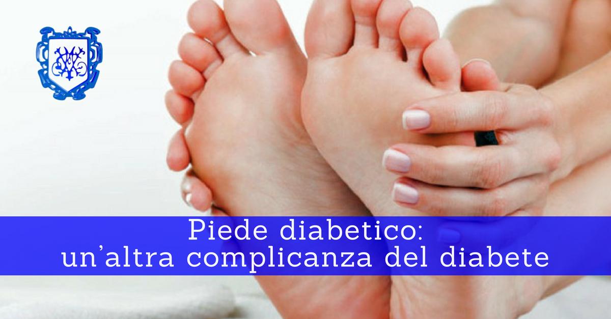 Diabete: un grave rischio per i piedi